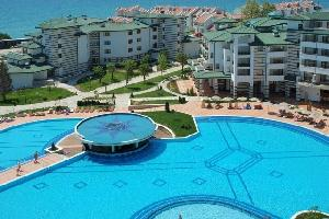 Emerald Beach Resort & Spa, Равда